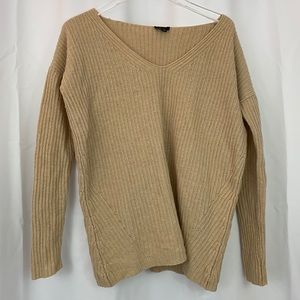 Theory Wool V-Neck Sweater